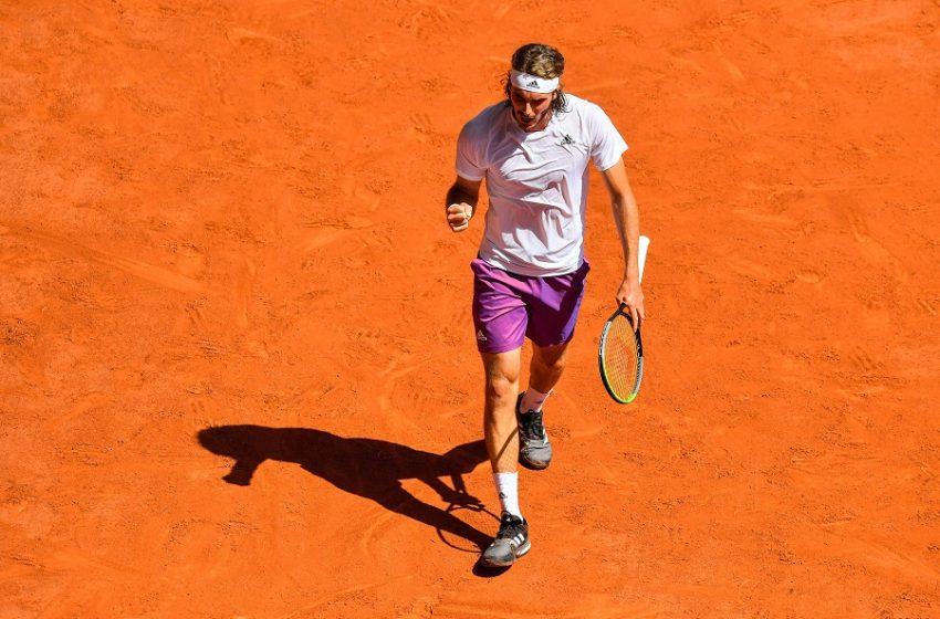 Τσιτσιπάς: Έγραψε ιστορία – Προκρίθηκε στον τελικό του Roland Garros – Οι πρώτες του δηλώσεις