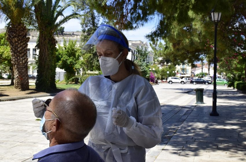 Τσακρής: Ανησυχία για τη μετάλλαξη Δέλτα – «Ναι» στα προνόμια εμβολιασμένων
