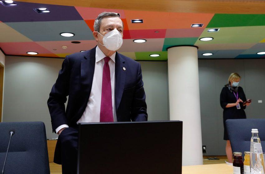 Ο Ντράγκι απορρίπτει το κινεζικό εμβόλιο και εκφράζει αμφιβολίες για το Sputnik