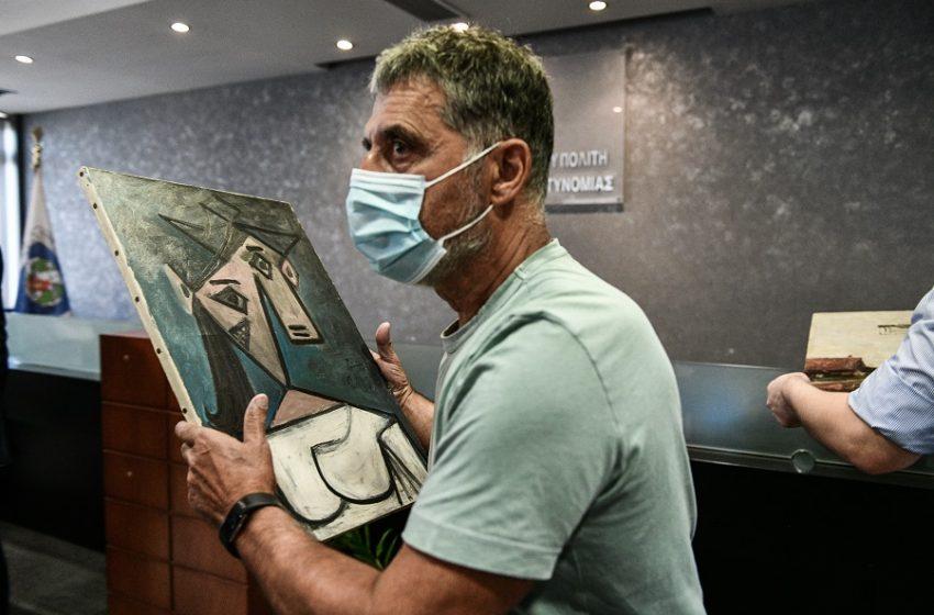Επικό τρολάρισμα από ΙΚΕΑ και ΠΛΑΙΣΙΟ στην Ελληνική Αστυνομία για την… πτώση του Πικάσο