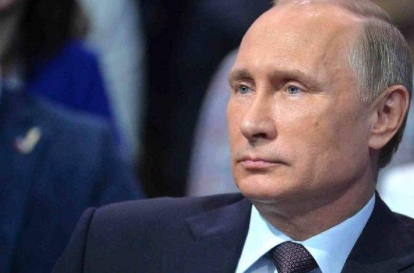 Πούτιν: Οι αμερικανικές απειλές  θυμίζουν τα μοιραία σφάλματα της Σοβιετικής Ένωσης