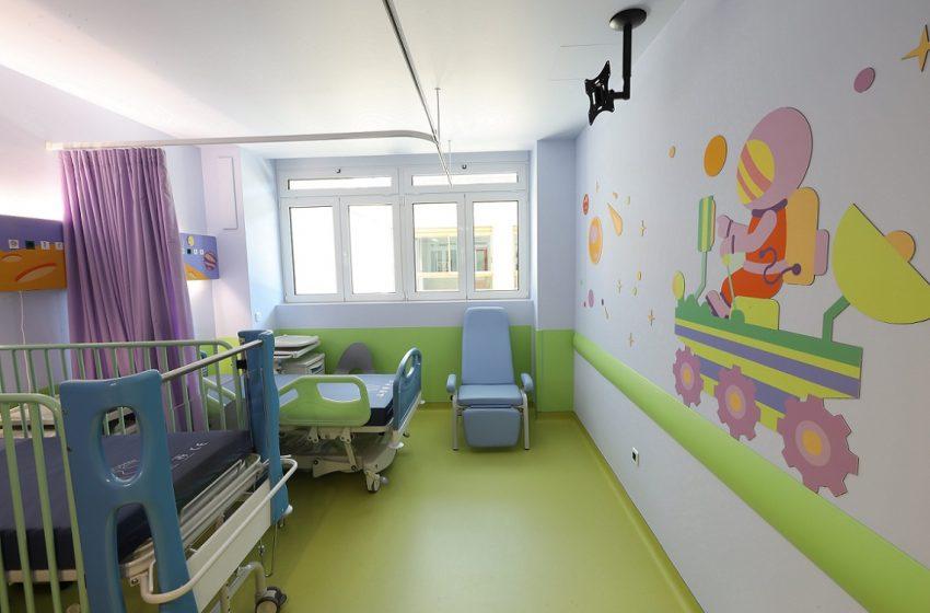 Πώς ο ΟΠΑΠ άλλαξε τα παιδιατρικά νοσοκομεία