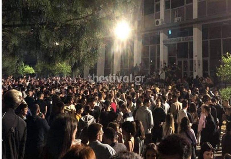 Θεσσαλονίκη: Στην Αστυνομία διαβίβασε ο εισαγγελέας τις καταγγελίες του πρύτανη για τα κορονοπάρτι στο ΑΠΘ