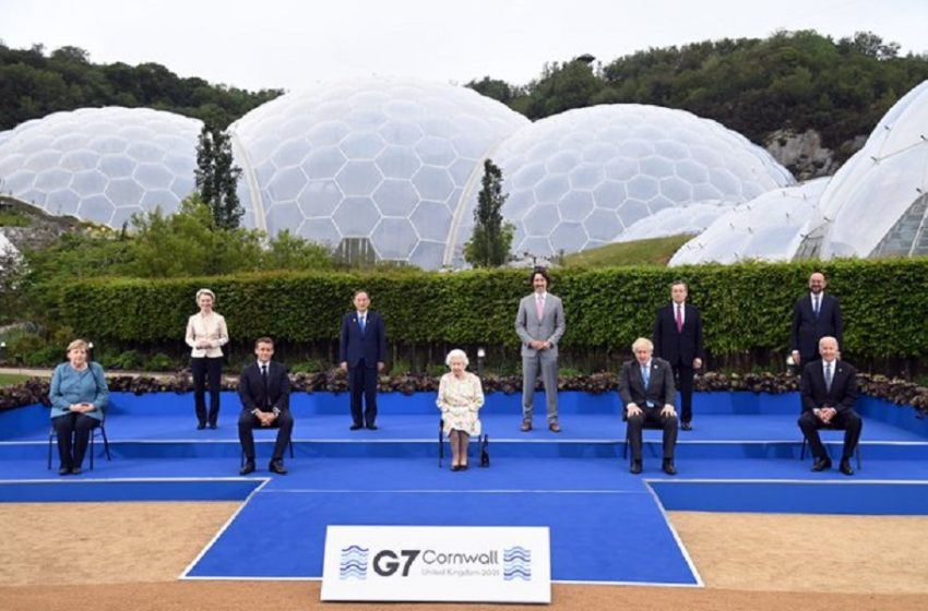 G7: Εγκρίθηκε η πρόταση Μπάιντεν για ελάχιστο φόρο 15% στις πολυεθνικές