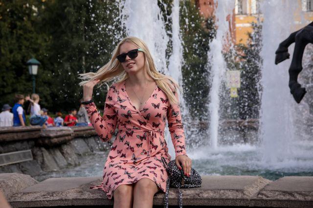 Ρεκόρ υψηλής θερμοκρασίας στη Μόσχα