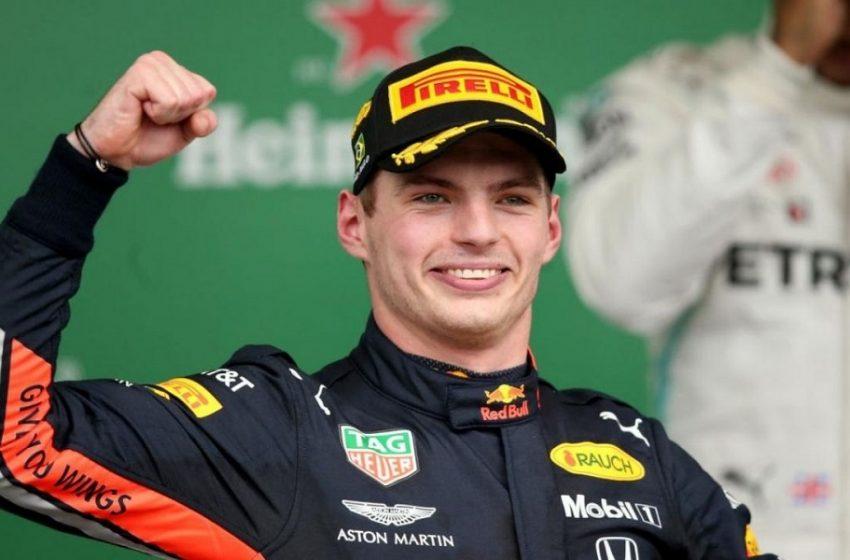 F1: Τρίτη εφετινή pole position για τον Φερστάπεν