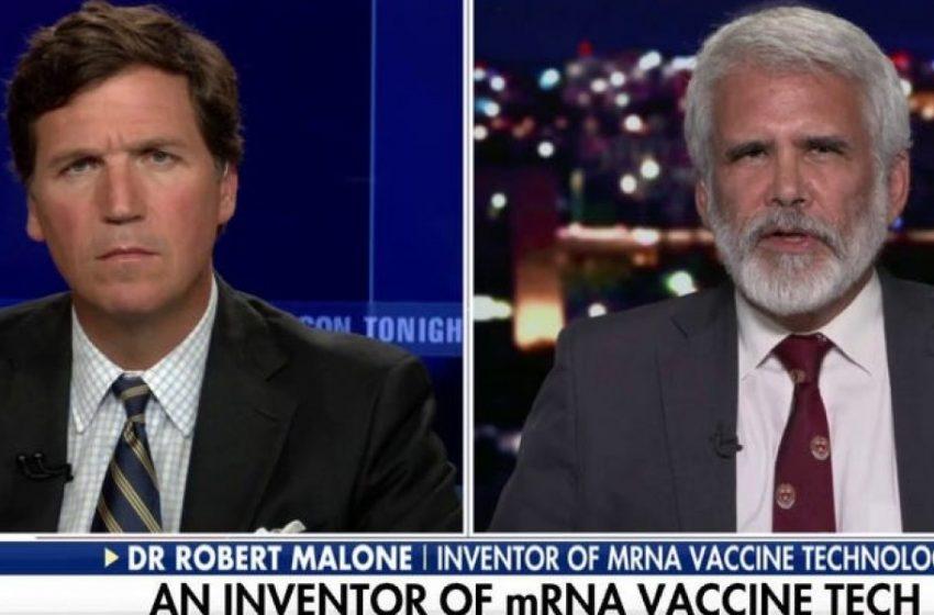 mRNA: Είναι επικίνδυνα εμβόλια για τους νέους ; Αναστάτωση στις ΗΠΑ από τις δηλώσεις του Ρόμπερτ Μαλόουν στο Fox