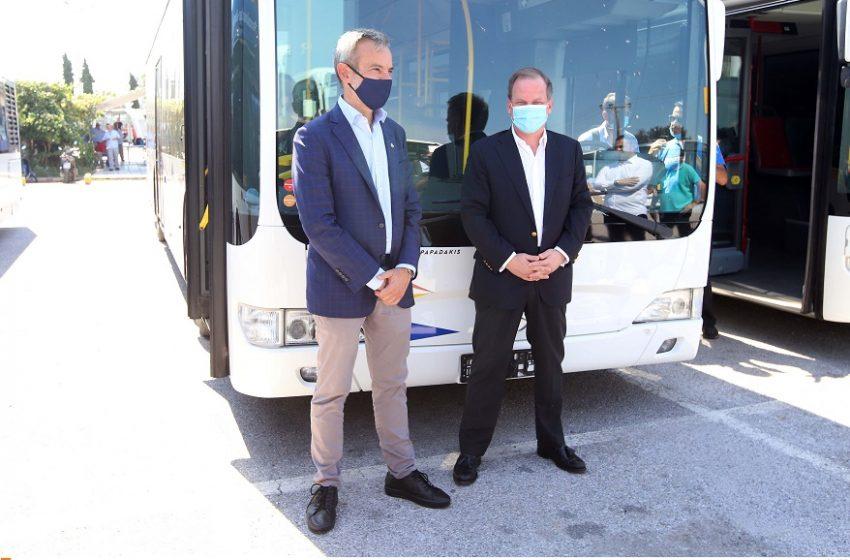 Φιάσκο με τα νέα λεωφορεία του ΟΑΣΘ:  Αποσύρθηκαν…λόγω ζέστης – ΣΥΡΙΖΑ: Η ευθύνη βαραίνει την κυβέρνηση
