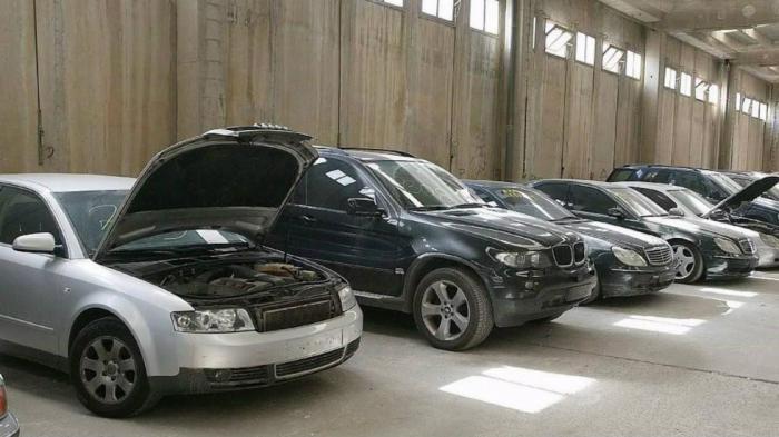 ΟΔΔΥ: Δεκάδες αυτοκίνητα στο σφυρί – Πολυτελή ΙΧ από… 300 ευρώ