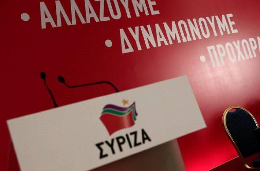 ΣΥΡΙΖΑ: Ακάθεκτος ο κ. Μητσοτάκης στο πρόγραμμα κοινωνικής λεηλασίας