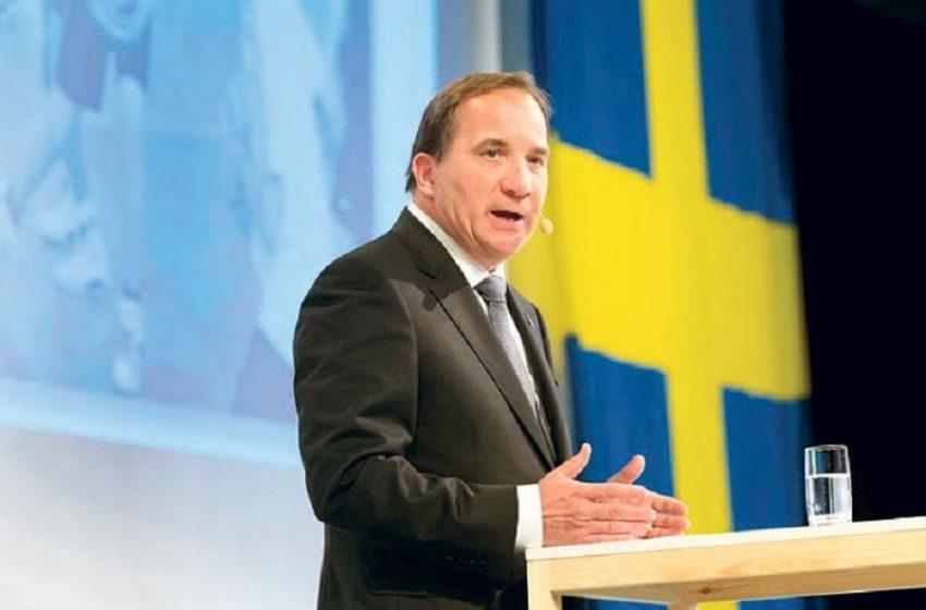 Κυβερνητική κρίση στη Σουηδία