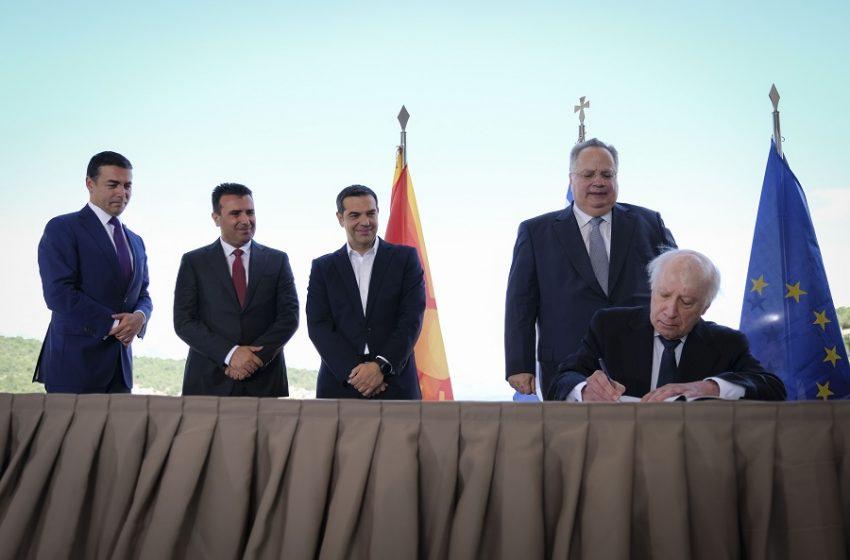 Τσίπρας στο Πρακτορείο Ειδήσεων της Βόρειας Μακεδονίας: Οι προοδευτικοί πολιτικοί προωθούμε λύσεις ακόμα και με πολιτικό κόστος