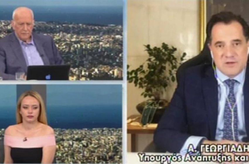 """Γεωργιάδης για μη εμβολιασμένους: """"Υπάρχει διάταξη για απόλυση υπαλλήλου που θέτει σε κίνδυνο την επιχείρηση…"""""""