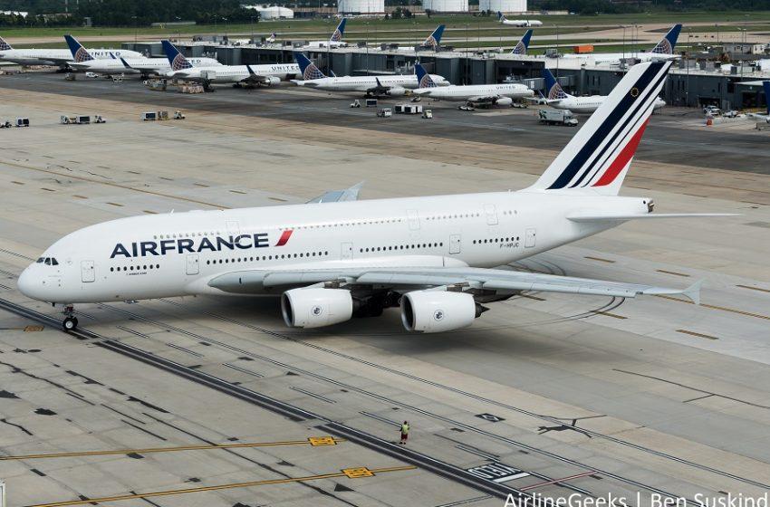 Γαλλία: Συναγερμός σε αεροδρόμιο – Έρευνες για βόμβα σε αεροπλάνο της Air France