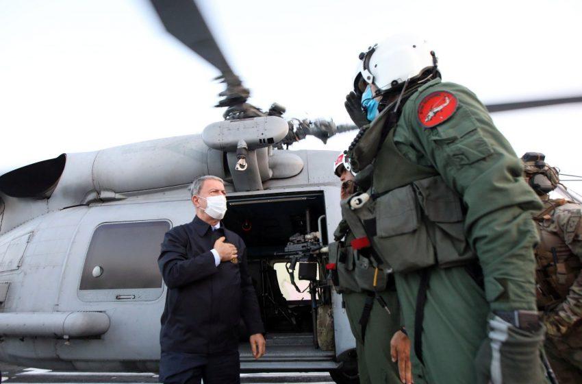 Ακάρ: Η Τουρκία δεν είναι ξένη δύναμη στη Λιβύη