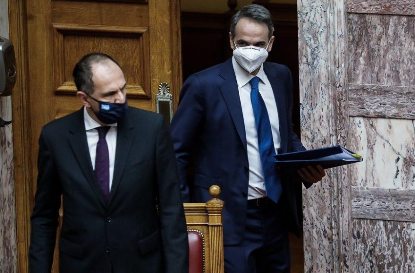 """Καμπανάκι Γεραπετρίτη… """"μυρίζει"""" ανασχηματισμό με τη συμπλήρωση δύο ετών διακυβέρνησης ΝΔ"""