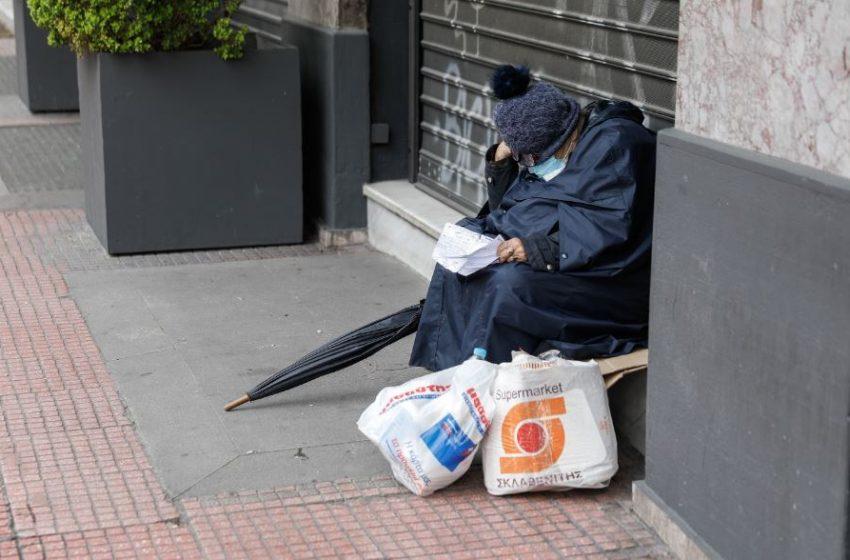 Δραματικά στοιχεία από την ΕΛΣΤΑΤ: Το 28,9% του πληθυσμού σε κίνδυνο φτώχειας ή κοινωνικού αποκλεισμού