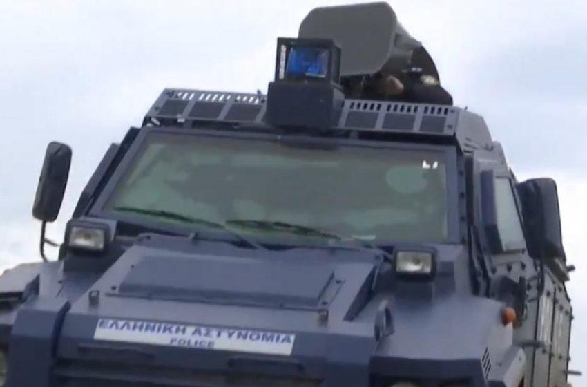"""Έβρος: """"Ηχητικό κανόνι"""" κατά προσφύγων – Διεθνείς αντιδράσεις και διαμαρτυρία αστυνομικών"""