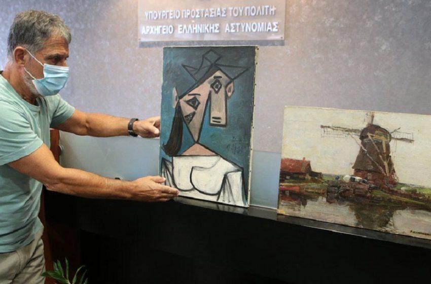 Διεθνώς ρεζίλι: Θέμα και στο BBC η γκάφα με τον πίνακα του Πικάσο