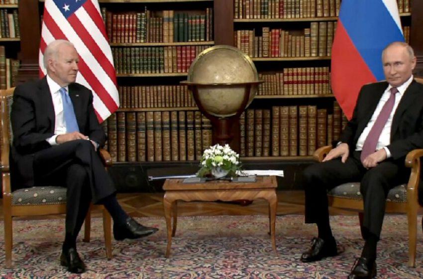Η πρώτη συνάντηση Μπάιντεν-Πούτιν στη Γενεύη – Τι είπαν – Γιατί δεν θα δώσουν κοινή συνέντευξη  τύπου