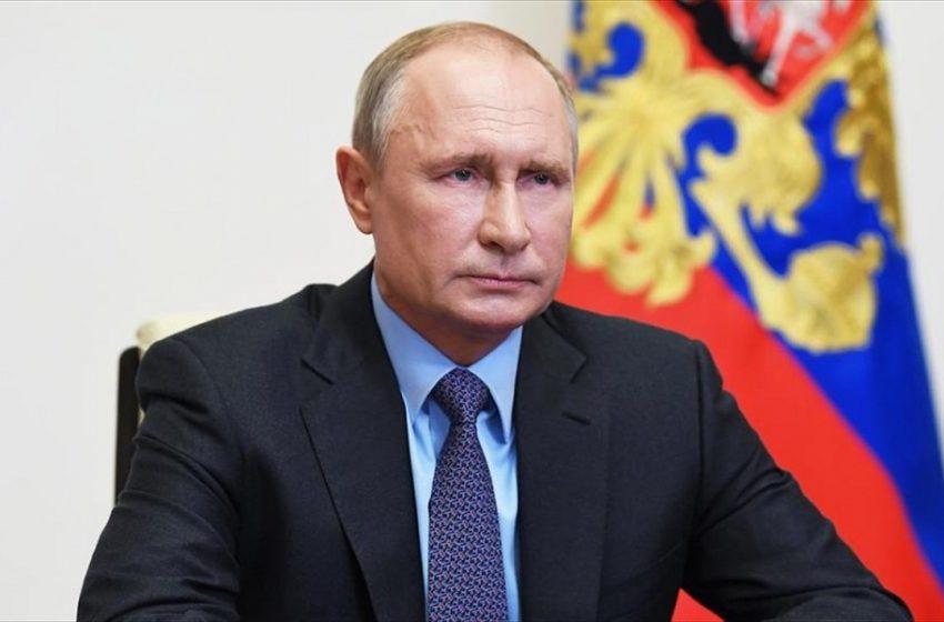 Πούτιν: Θα έρθει ο καιρός, που θα ονομάσω τον πιθανό διάδοχό μου