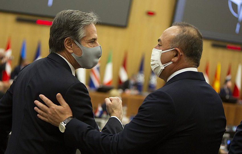 Ο Τσαβούσογλου παρέδωσε στον Μπλίνκεν σχέδιο αναβάθμισης των σχέσεων με τις ΗΠΑ- Εν όψει της συνάντησης Μπάϊντεν-Ερντογάν