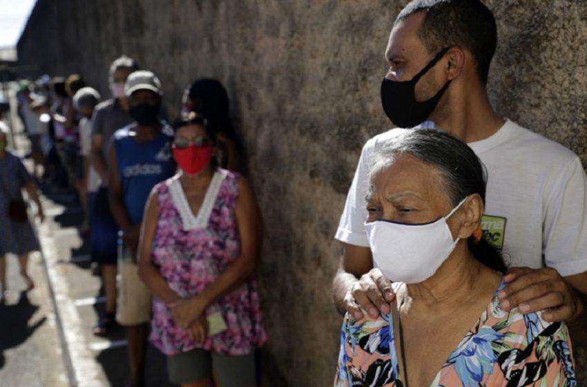 Π.Ο.Υ: Έκκληση στις πλούσιες χώρες να δωρίσουν περισσότερα εμβόλια