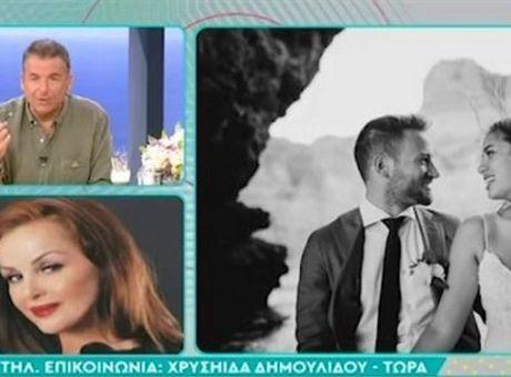 """Αμετανόητη Δημουλίδου- """"Δεν ξέρουν καλά ελληνικά και δεν την κατάλαβαν""""!- Την """"στρίμωξε"""" η Σκορδά (vid)"""