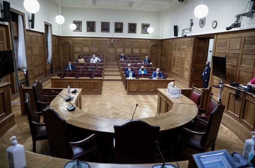 """""""Ιτιά, ιτιά"""" και κλαρίνα σε επιτροπή της Βουλής (vid)"""