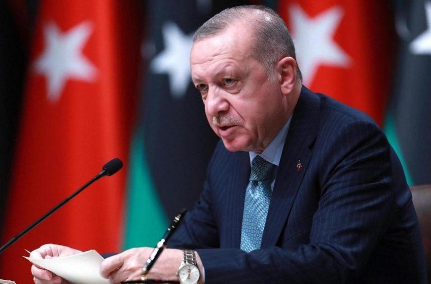 Ερντογάν προς Μπάιντεν: Καμία υποχώρηση στη Σύνοδο του ΝΑΤΟ