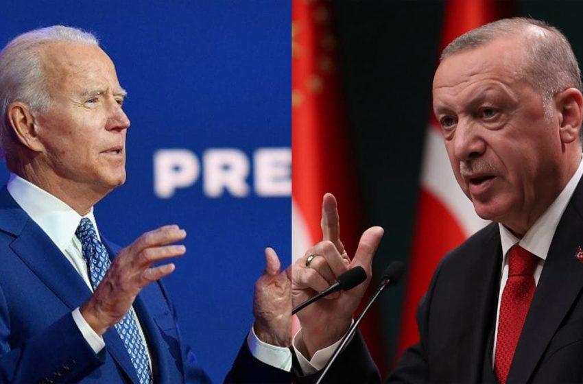 Bloomberg: Άρθρο-φωτιά κατά Ερντογάν λίγο πριν τη συνάντηση με Μπάιντεν