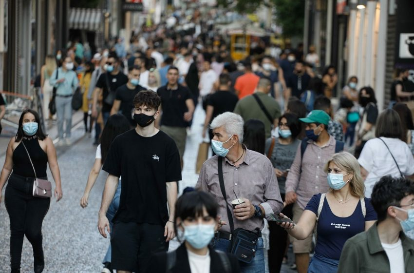 Δήλωση σοκ Τζανάκη για τη μετάλλαξη ΔΕΛΤΑ: Θα έχει επικρατήσει στην Ελλάδα μέχρι τέλη Αυγούστου