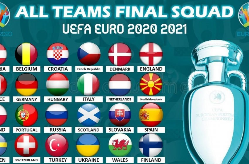 EURO 2021: Γιατί θα πραγματοποιηθεί  σε 11 πόλεις – Οι όμιλοι και το πρόγραμμα