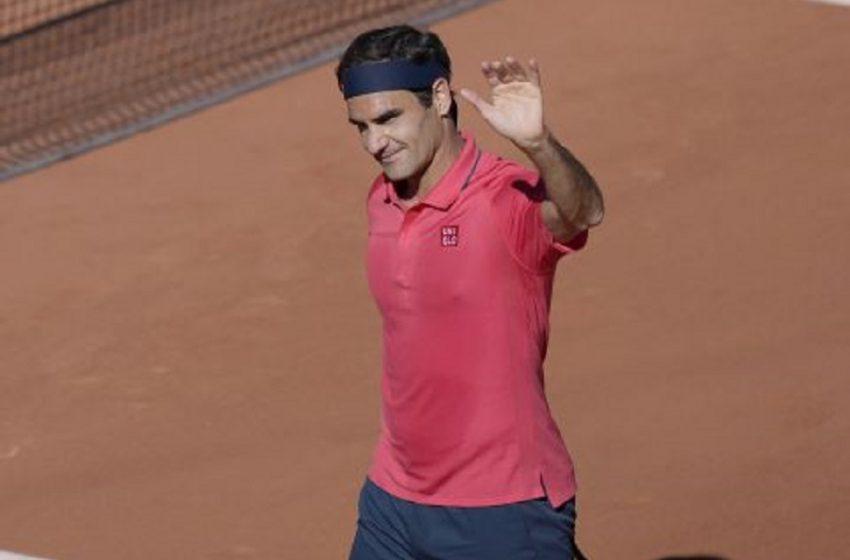 Αποσύρθηκε από το Roland Garros ο Φέντερερ