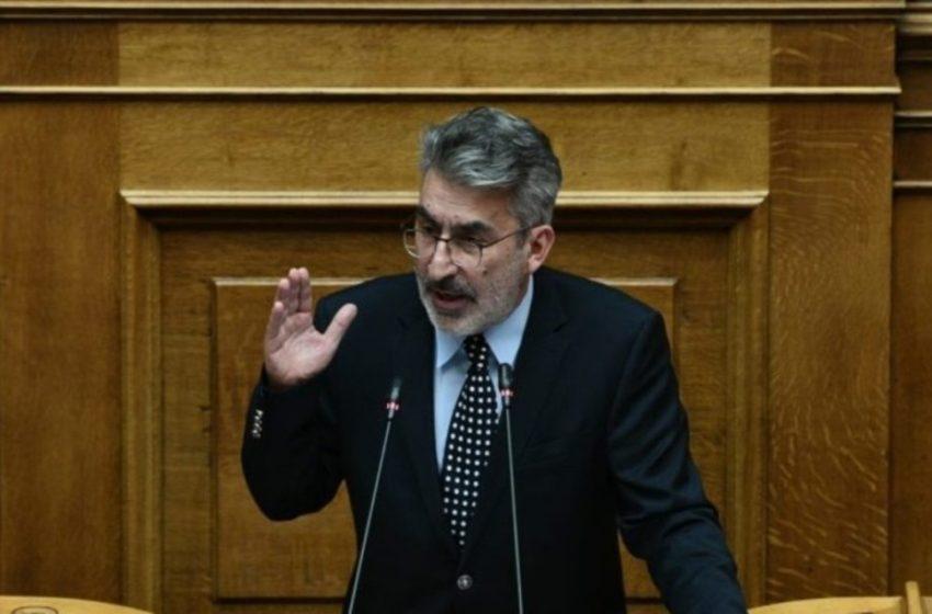 """Ξανθόπουλος για δίωξη Αγγελή: Καταρρέει με πάταγο το κυβερνητικό αφήγημα της """"σκευωρίας"""""""