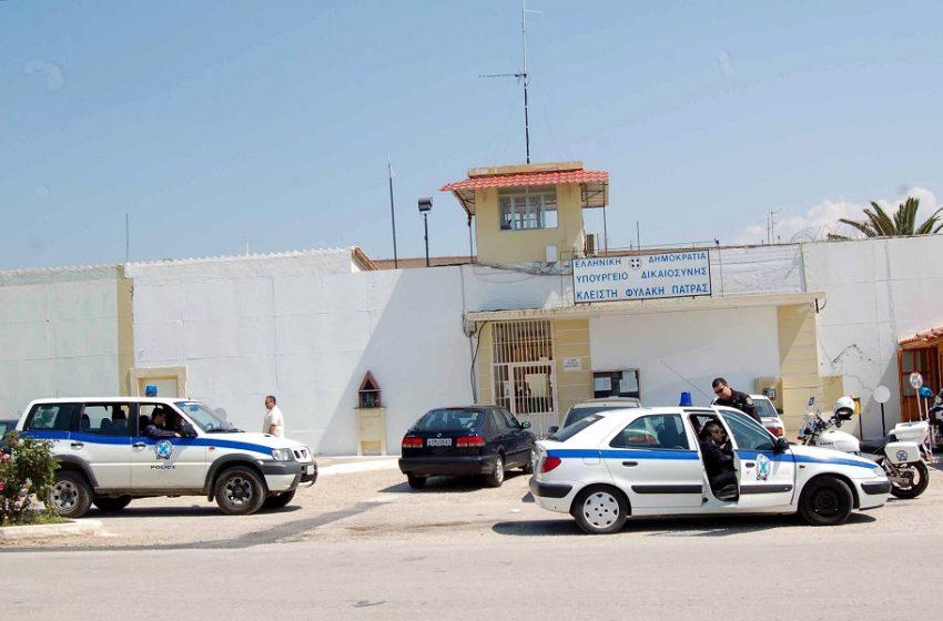 Φυλακές Πάτρας: 15 κρούσματα κοροναϊού – Μεταξύ τους και ο Ν. Παλαιοκώστας