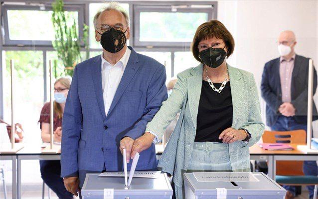 Όλα δείχνουν CDU τελικά στην Σαξονία – 'Ανχαλτ