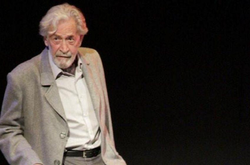 Έφυγε από τη ζωή ο ηθοποιός Γιάννης Θωμάς