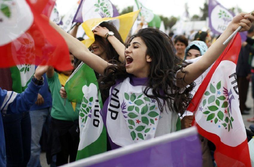 Τουρκία: Νέο εισαγγελικό αίτημα για απαγόρευση του φιλοκουρδικού κόμματος HDP