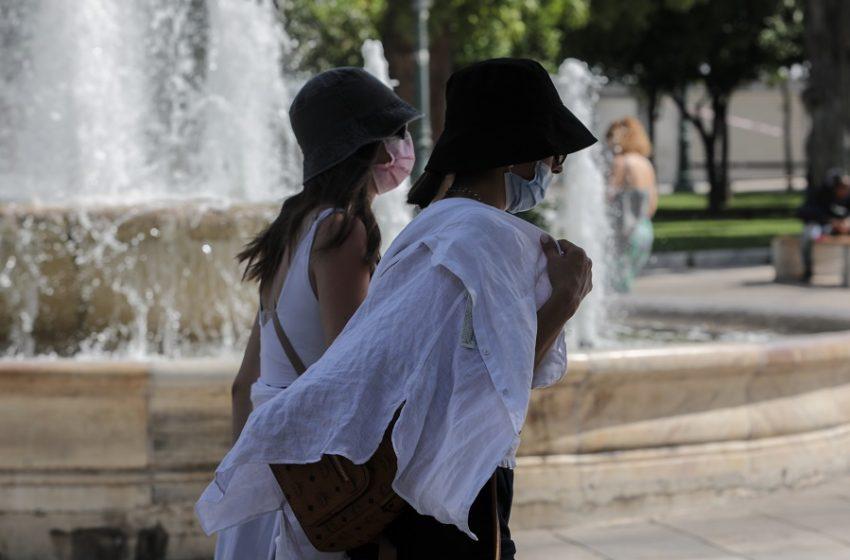 Καύσωνας: Σε ποιες περιοχές ο υδράργυρος θα φθάσει 41 βαθμούς