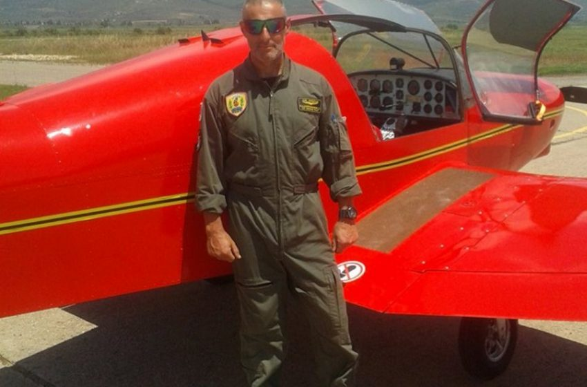 Πτώση αεροσκάφους: Θρήνος στο Μεσολόγγι
