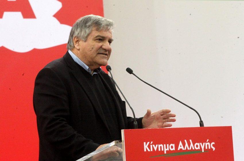 Καστανίδης: H αζήτητη Σοσιαλδημοκρατία να καταστεί εκ νέου περιζήτητη