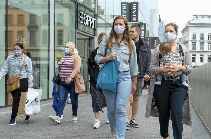 Βρυξέλλες: Τέλος η μάσκα σε εξωτερικούς χώρους από 9 Ιουνίου -Εξαιρούνται πολυσύχναστοι εμπορικοί δρόμοι