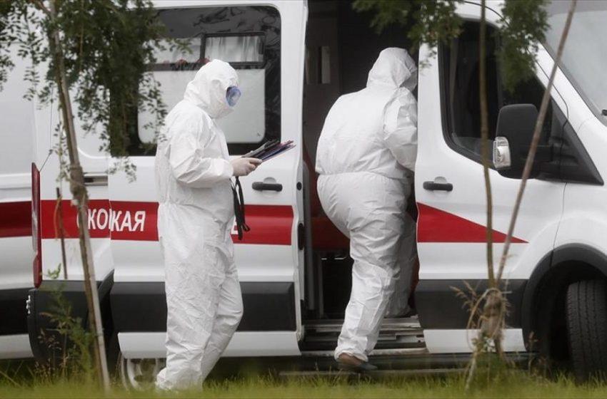Ρωσία- Κοροναϊός:  Αρνητικό ρεκόρ τετραμήνου – 548 θάνατοι