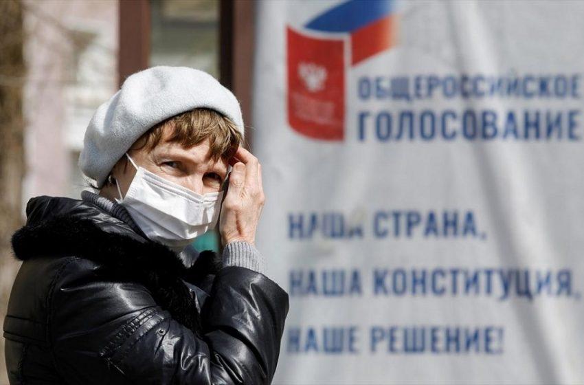 Ρωσία: 18.000 νέα κρούσματα σ΄ένα 24ωρο – Ρεκόρ μολύνσεων στη Μόσχα