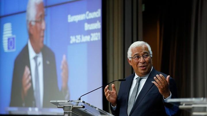 Σε απομόνωση ο Πορτογάλος πρωθυπουργός λόγω κοροναϊού