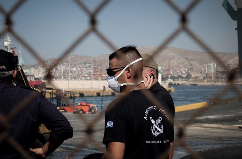 Νεκρός από την πτώση αυτοκινήτου στο λιμάνι του Πειραιά