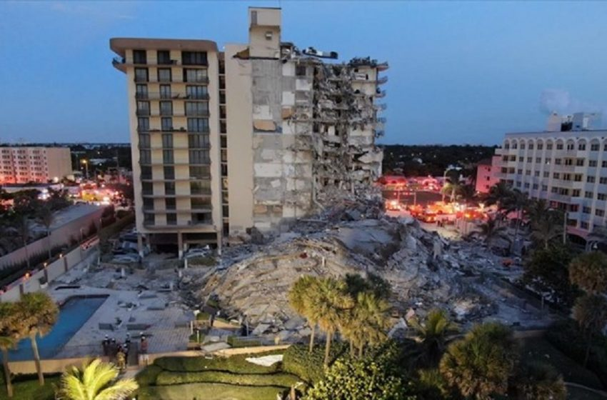 Μαϊάμι: Ένας νεκρός και 51 αγνοούμενοι μετά την κατάρρευση κτηρίου