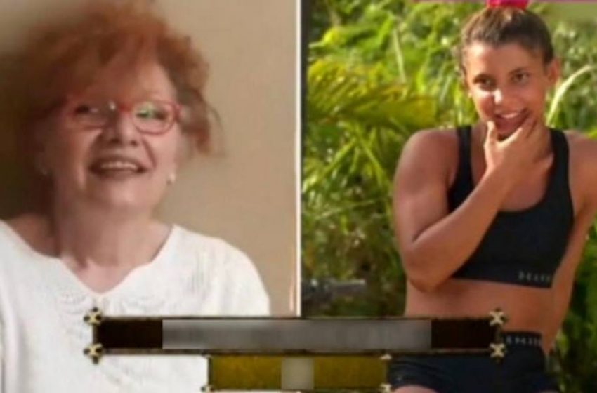 Survivor: Αυστηρή σύσταση στην οικογένεια της Μαριαλένας