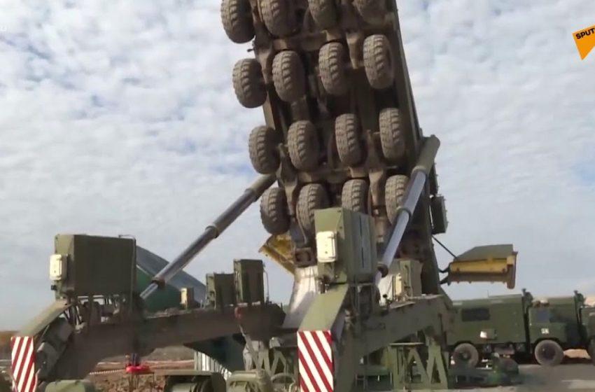 Ρωσία: Η Μόσχα πραγματοποίησε επιτυχή δοκιμαστική εκτόξευση διηπειρωτικού βαλλιστικού πυραύλου